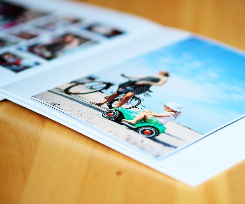 Urlaub im Buch