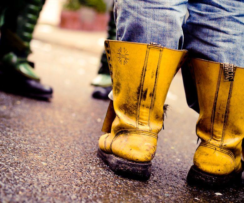 Fotoreportage: Weg mit der alternativen Wohnidee!
