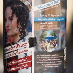 Fotograf Berlin, Mierendorffkiez, Kaiserin-Augusta, Fest, 30. September, Fotoreportage