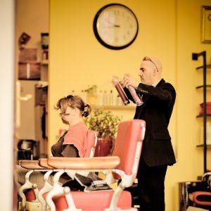 Hochzeitsfotograf Berlin, Hochzeitsfotos, Spandau, Salon, Standesamt, getting ready