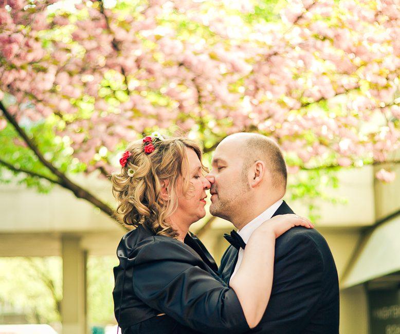 Hochzeitsfotograf Berlin – Trauung in der Villa Kogge