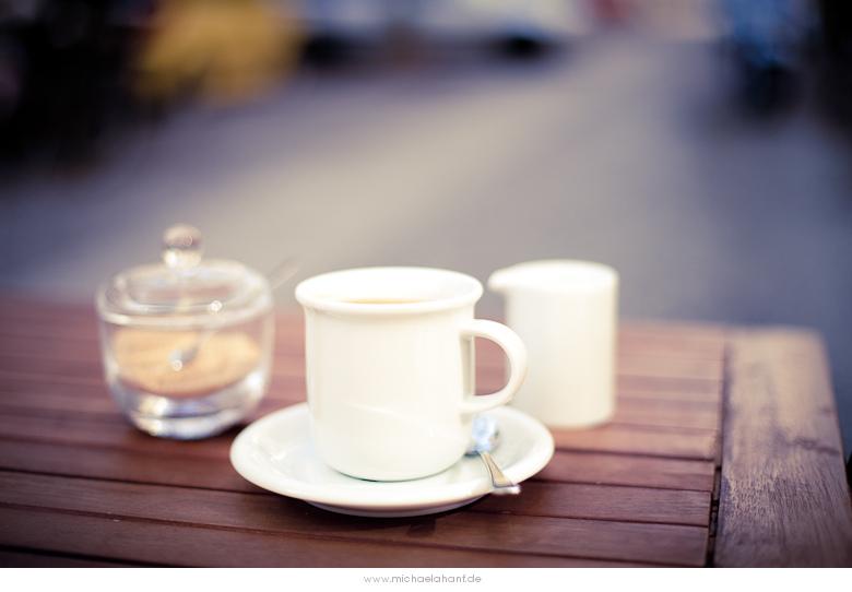 Kaffeetasse in Vintage Café Berli Charlottenburg
