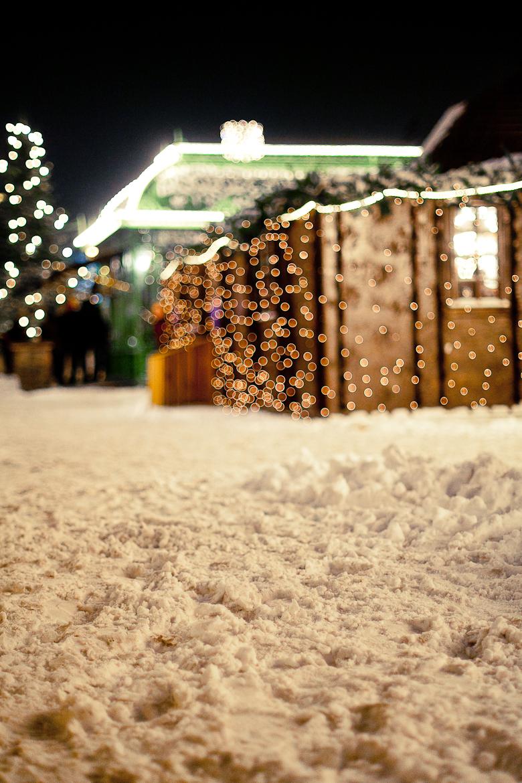 Weihnachten Falkensee Fotograf Lichter Michaela Hanf