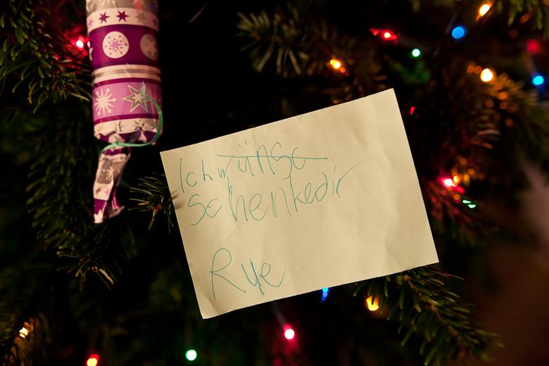 Weihnachten, Wunschzettel, Falkensee, Fotograf, Michaela Hanf